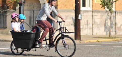 Madsen kg271 cargo bike