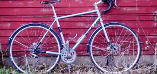 Raleigh Clubman Disc
