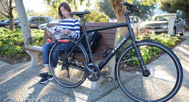trek lync 5 commuter bike