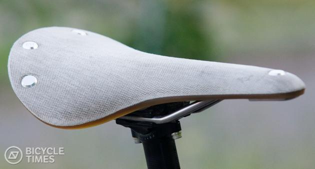 Brooks Cambium saddle