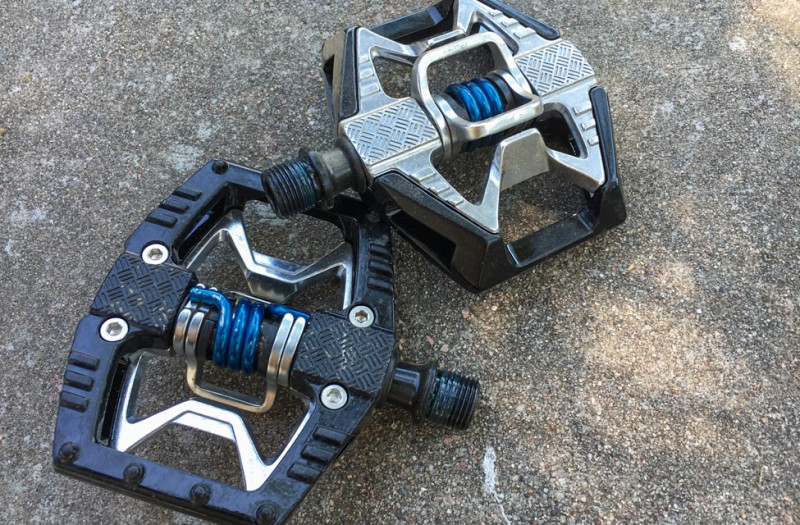 double sided pedals