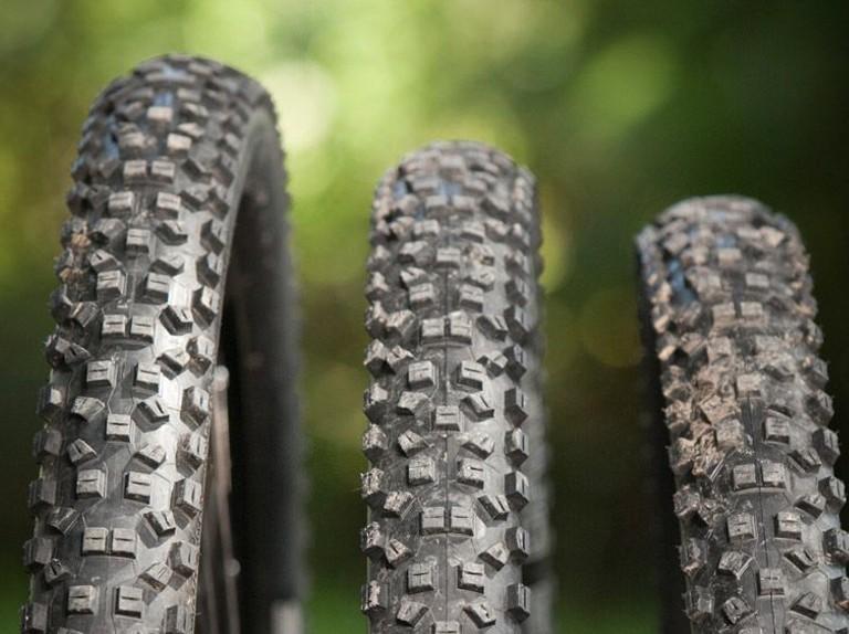 mountain bike tire sizes