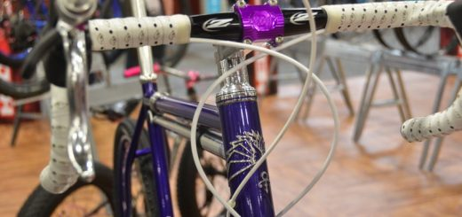 prince bike front view
