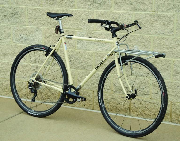 Surly Travelers Check